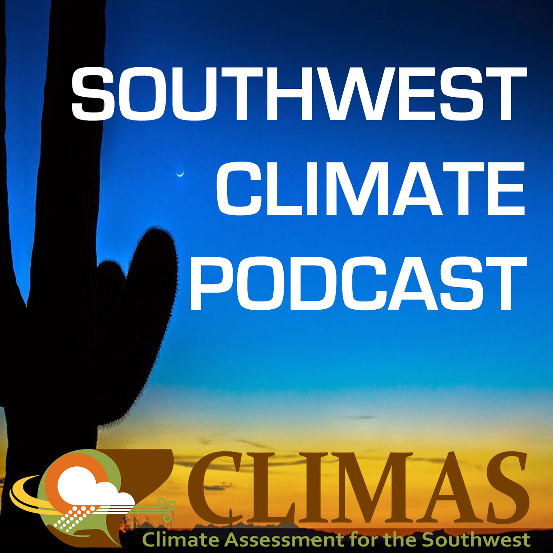 CLIMAS - Southwest Climate Podcast